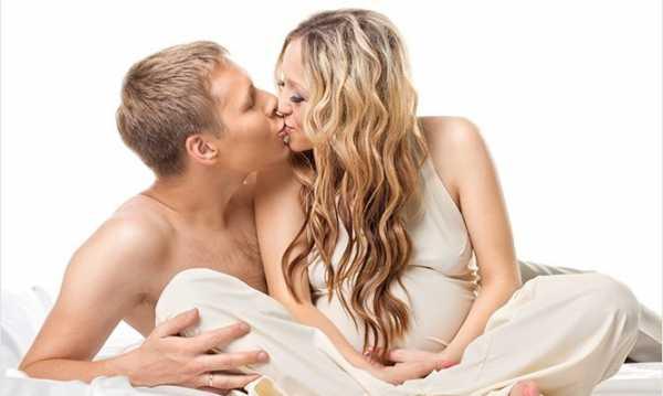 Ускорить роды посредством секса
