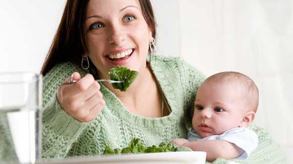 Питание кормящей мамы: в первый месяц, после месяца, таблица.