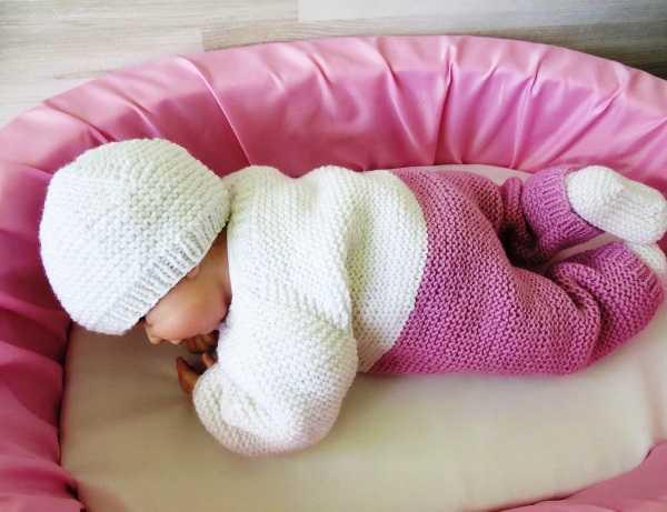 вязать костюм для новорожденного спицами костюмы спицами идеи